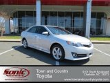 2013 Classic Silver Metallic Toyota Camry SE #79158057