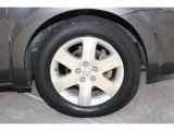 Nissan Quest 2004 Wheels and Tires
