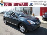 2013 Graphite Blue Nissan Rogue S AWD #79158143