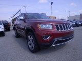2014 Deep Cherry Red Crystal Pearl Jeep Grand Cherokee Limited 4x4 #79158319