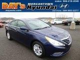2013 Indigo Night Blue Hyundai Sonata GLS #79158210