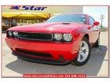 2013 Redline 3-Coat Pearl Dodge Challenger SXT #79158015