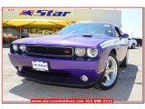 2013 Plum Crazy Pearl Dodge Challenger R/T Classic #79158014