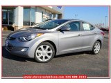2013 Titanium Gray Metallic Hyundai Elantra Limited #79158011