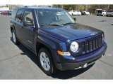 2014 True Blue Pearl Jeep Patriot Limited #79158099