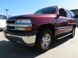 2004 Sport Red Metallic Chevrolet Tahoe  #79158188