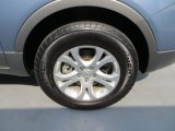 Hyundai Veracruz 2011 Wheels and Tires