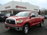 2011 Barcelona Red Metallic Toyota Tundra TRD Double Cab 4x4 #79158178