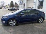 2013 Blue Topaz Metallic Chevrolet Volt  #79157790