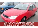 2005 Infra-Red Ford Focus ZX4 S Sedan #79158072