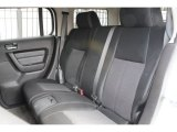 2009 Hummer H3  Rear Seat