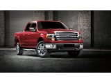 2013 Ruby Red Metallic Ford F150 XLT SuperCrew 4x4 #79157888