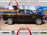 2013 Black Gold Pearl Ram 1500 Laramie Crew Cab 4x4 #79199959