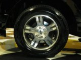 2008 Ford F150 FX2 Sport SuperCab Wheel