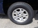 2001 Chevrolet Silverado 1500 LS Regular Cab Wheel