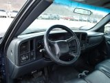 2001 Chevrolet Silverado 1500 LS Regular Cab Dashboard