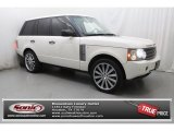 2007 Chawton White Land Rover Range Rover Supercharged #79200376