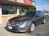 2011 Sterling Grey Metallic Ford Fusion SEL V6 AWD #79200664