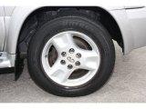 Infiniti QX4 2003 Wheels and Tires