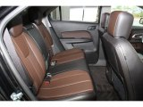 2010 Chevrolet Equinox LT Rear Seat