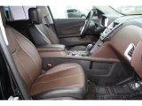 2010 Chevrolet Equinox LT Jet Black/Brownstone Interior