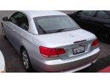 2010 Titanium Silver Metallic BMW 3 Series 335i Convertible #79200358
