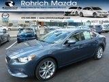 2014 Blue Reflex Mica Mazda MAZDA6 Touring #79200074