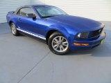 2005 Ford Mustang Sonic Blue Metallic