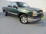 2004 Chevrolet Silverado 1500 LS Extended Cab Front 3/4 View