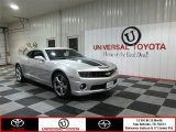 2010 Silver Ice Metallic Chevrolet Camaro SS/RS Coupe #79200055