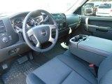 2012 GMC Sierra 2500HD Interiors