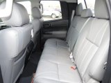 2013 Toyota Tundra XSP-X Double Cab 4x4 Rear Seat