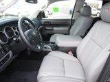 2013 Toyota Tundra XSP-X Double Cab 4x4 Graphite Interior