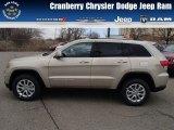 2014 Cashmere Pearl Jeep Grand Cherokee Laredo 4x4 #79200153