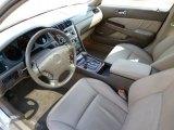 2002 Acura RL Interiors