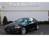 2010 Black Sapphire Metallic BMW 3 Series 335i Coupe #79200036