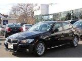 2010 Jet Black BMW 3 Series 328i Sedan #79200033