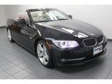 2011 Black Sapphire Metallic BMW 3 Series 328i Convertible #79200476