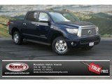 2013 Nautical Blue Metallic Toyota Tundra Limited CrewMax 4x4 #79199883