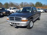 2004 Graphite Metallic Dodge Dakota SLT Club Cab #79200707