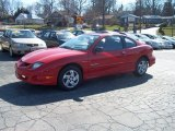 2001 Pontiac Sunfire SE Coupe