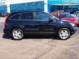 2011 Crystal Black Pearl Honda CR-V EX-L 4WD #79200015