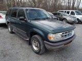 1997 Deep Jewel Green Pearl Ford Explorer XLT 4x4 #79200013