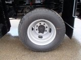 2013 Ford F350 Super Duty XL Regular Cab 4x4 Dump Truck Wheel