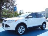 2013 Oxford White Ford Escape SE 1.6L EcoBoost 4WD #79200121