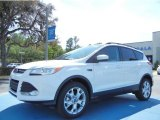 2013 Oxford White Ford Escape SE 1.6L EcoBoost 4WD #79200119
