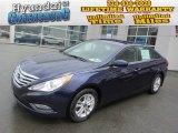 2013 Indigo Night Blue Hyundai Sonata GLS #79199847