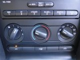 2007 Ford Mustang GT Deluxe Coupe Controls