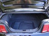 2007 Ford Mustang GT Deluxe Coupe Trunk