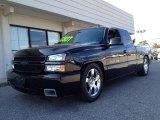 2006 Black Chevrolet Silverado 1500 Intimidator SS #79200601